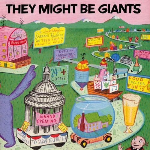 They Might Be Giants by They Might Be Giants