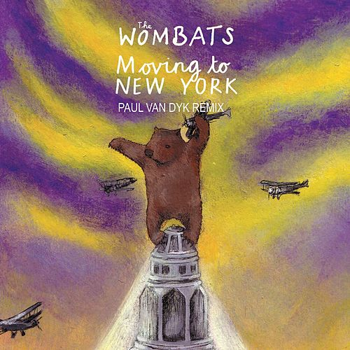 Moving To New York by The Wombats