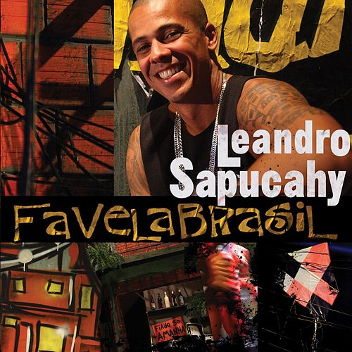 Favela Brasil by Leandro Sapucahy