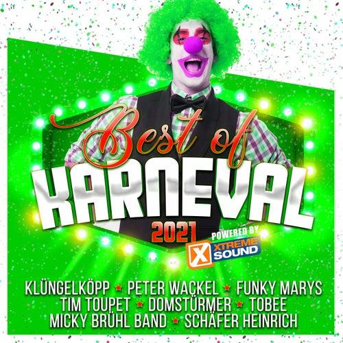 Best of Karneval 2021 powered by Xtreme Sound von Various Artists