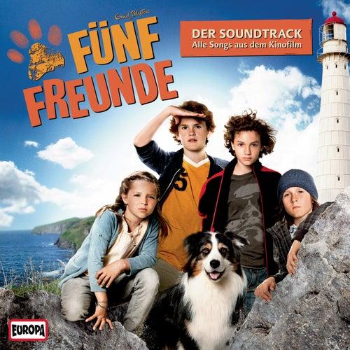 Der Original-Soundtrack zum Kinofilm von Fünf Freunde