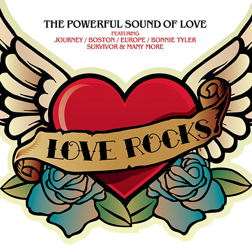 Love Rocks de Various Artists