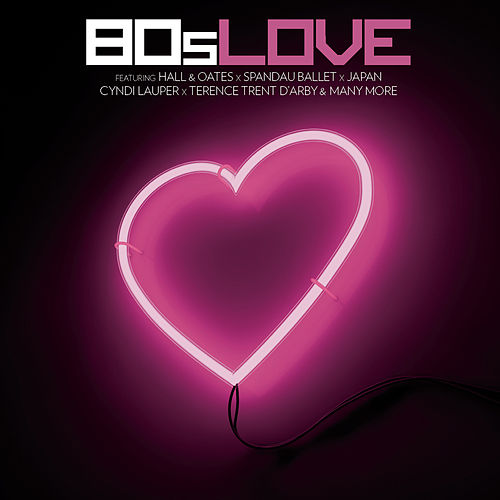 80s Love by Various Artists