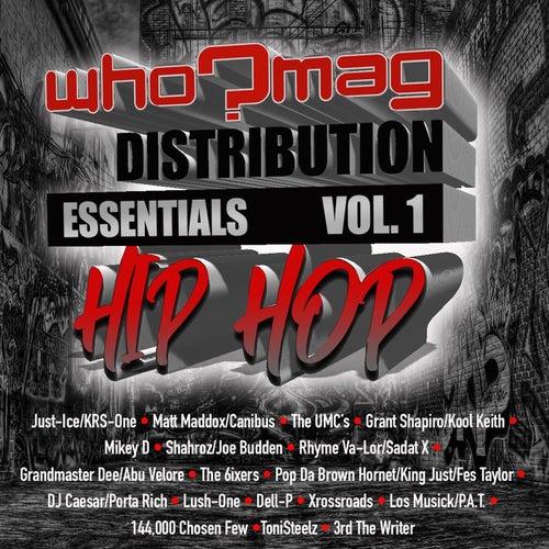 WHO?MAG Distribution Essentials, Vol. 1: Hip Hop de Various Artists