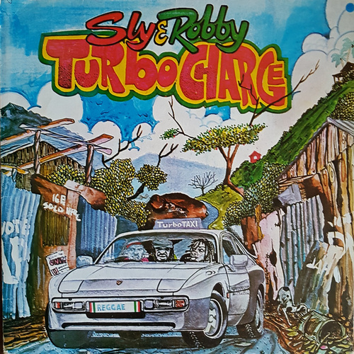 Sly & Robby Turbo Charge von Vladislav Delay