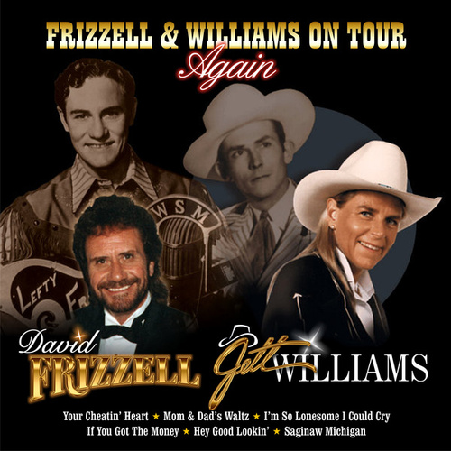 Frizzell & Williams On Tour Again (Live) de David Frizzell