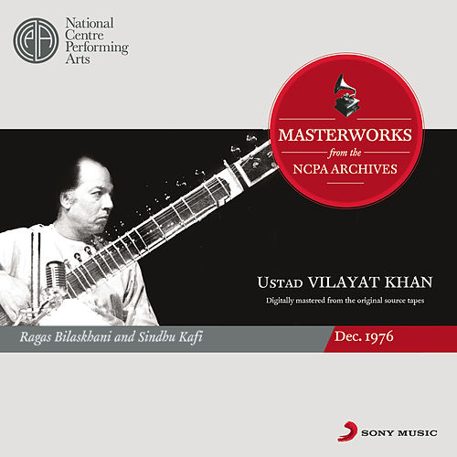 From the NCPA Archives - Vilayat Khan de Vilayat Khan