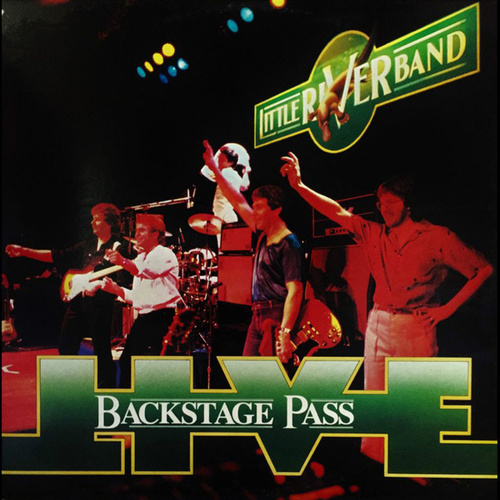 Backstage Pass (Live) de Little River Band