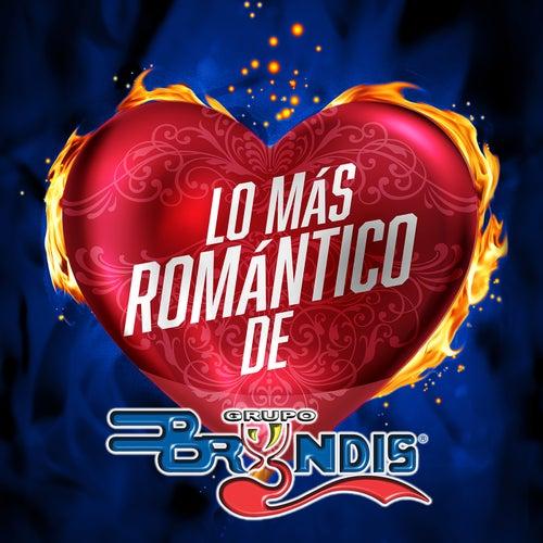 Lo Más Romántico De by Grupo Bryndis