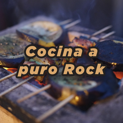 Cocina a puro Rock de Various Artists