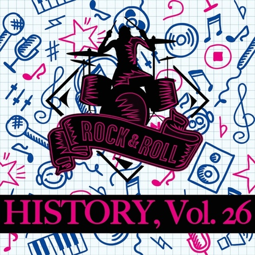 Rock & Roll History, Vol. 26 von Various Artists