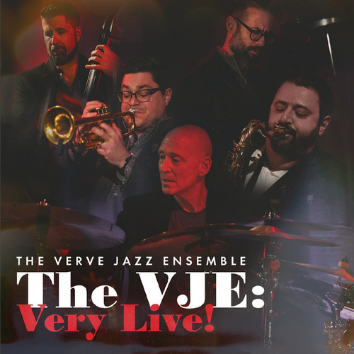 Very Live! by The Verve Jazz Ensemble