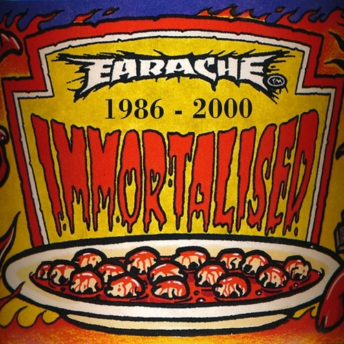 Immortalised by Morbid Angel, Napalm Death, Cathedral, Sleep, The Haunted, At the Gates, Terrorizer, Entombed, Iron Monkey, Massacre, Carcass, Brutal Truth, Bolt Thrower, Vader, Extreme Noise Terror, Hate Eternal, Corporation 187, Dub War, Pitchshifter, Godflesh