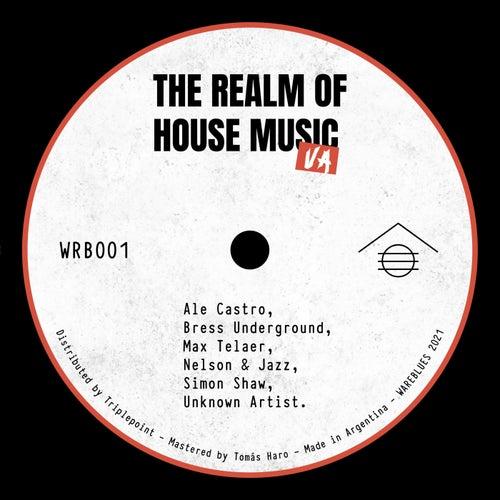 The Realm Of House Music von Ale Castro, Bress Underground, Max Telaer, Nelson (DE)