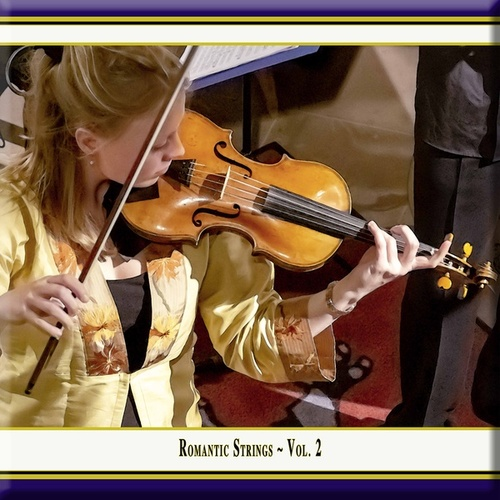 Romantic Strings, Vol. 2 (Live) by Various Artists