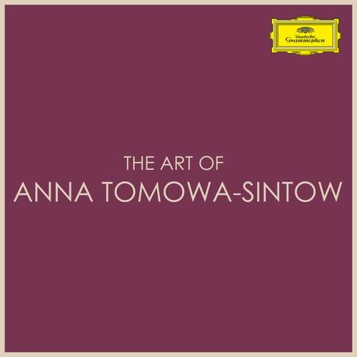 The Art of Anna Tomowa-Sintow von Anna Tomowa-Sintow