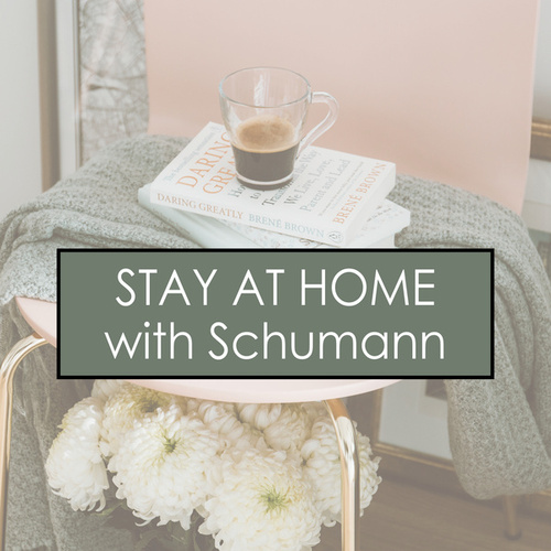 Stay at Home with Schumann by Robert Schumann