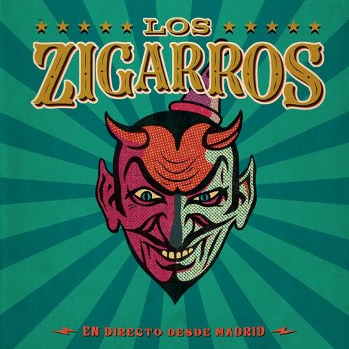 Voy A Bailar Encima De Ti [Feat. Fito Y Fitipaldis] (En Directo Desde Madrid) de Los Zigarros