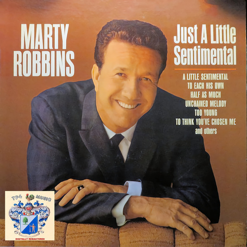 Just a Little Sentimental by Marty Robbins
