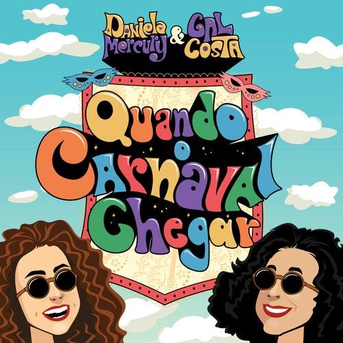 Quando o Carnaval Chegar by Daniela Mercury