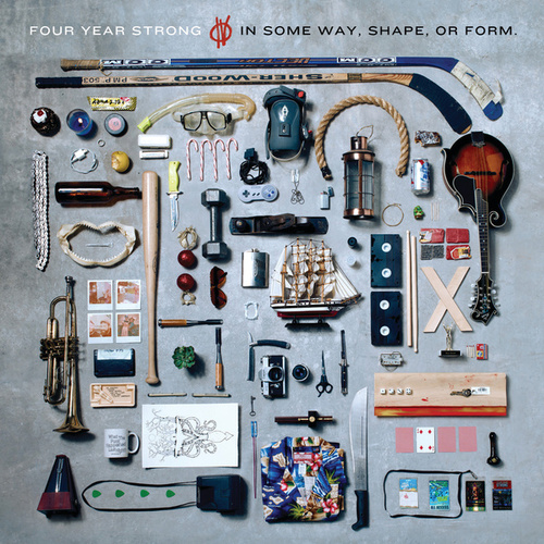 In Some Way, Shape, Or Form. de Four Year Strong