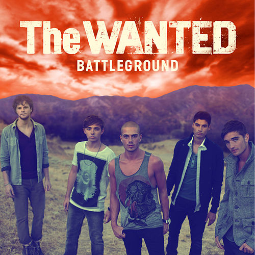 Battleground (Deluxe Edition) van The Wanted