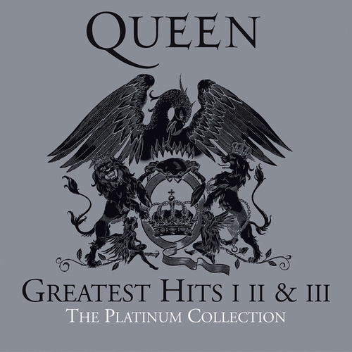 The Platinum Collection (2011 Remaster) van Queen
