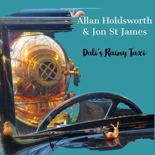 Dali's Rainy Taxi fra Allan Holdsworth