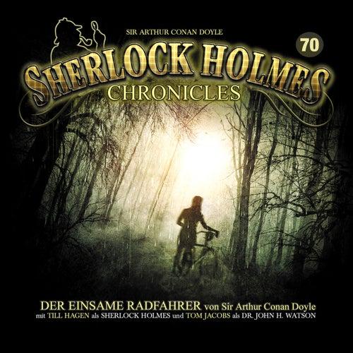 Folge 70: Der einsame Radfahrer von Sherlock Holmes Chronicles