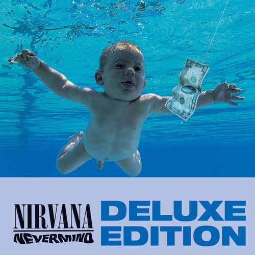 Nevermind (Deluxe Edition) van Nirvana