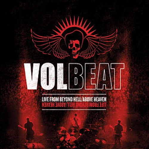 Live From Beyond Hell / Above Heaven de Volbeat