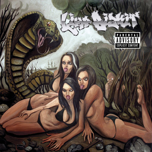 Gold Cobra (Deluxe) by Limp Bizkit