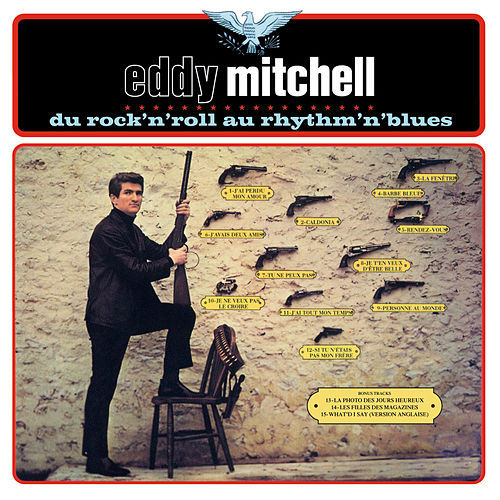 Du Rock'n'Roll Au Rythm'n Blues de Eddy Mitchell