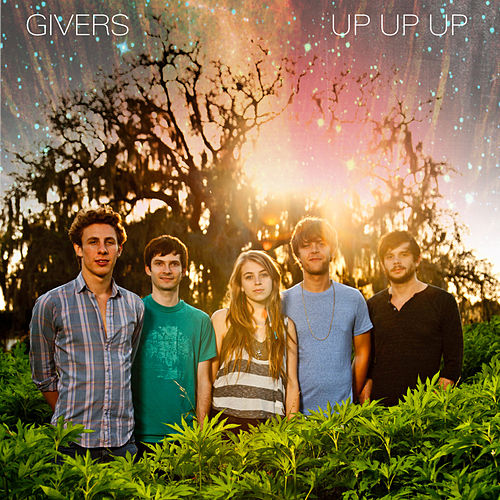 Up Up Up de Givers
