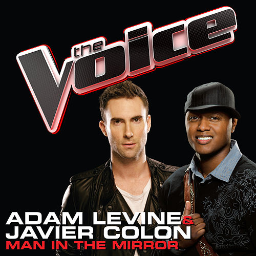 Man In The Mirror (The Voice Performance) von Adam Levine