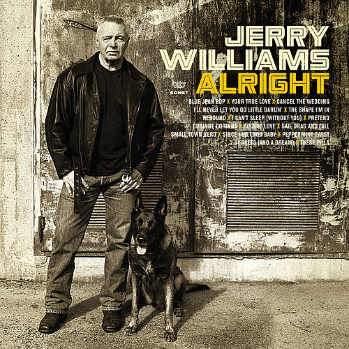Alright by Jerry Williams