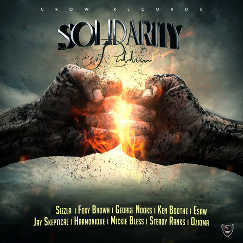 Solidarity Riddim de Various Artists
