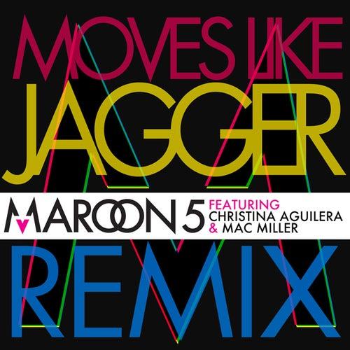 Moves Like Jagger de Maroon 5