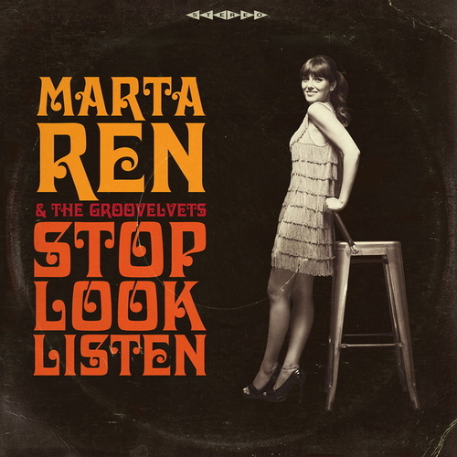 Stop Look Listen (Deluxe Edition) by Marta Ren
