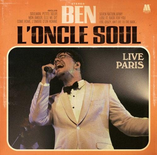 Live Paris von Ben l'Oncle Soul
