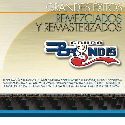 Grandes Éxitos Remezclados Y Masterizados de Grupo Bryndis