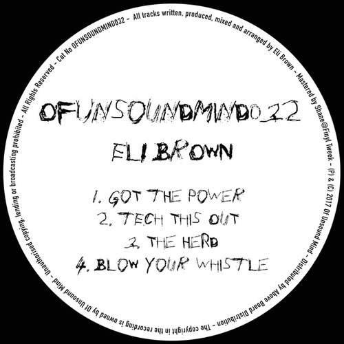 Got The Power EP by Eli Brown