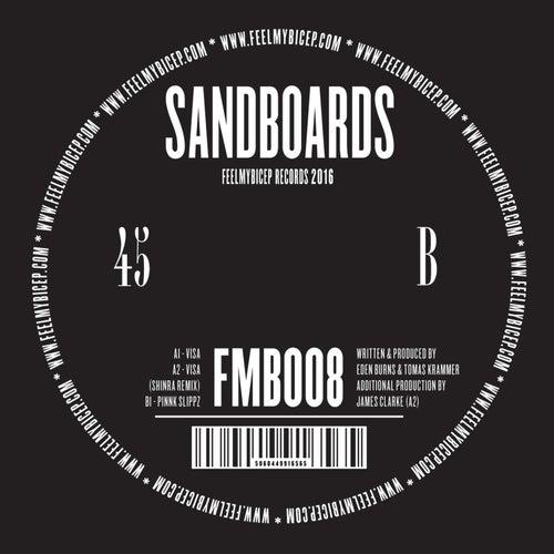 Visa EP by Sandboards