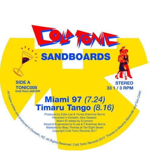Sandboards EP by Sandboards