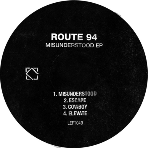 Misunderstood EP de Route 94
