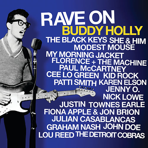 Rave On Buddy Holly de Various Artists