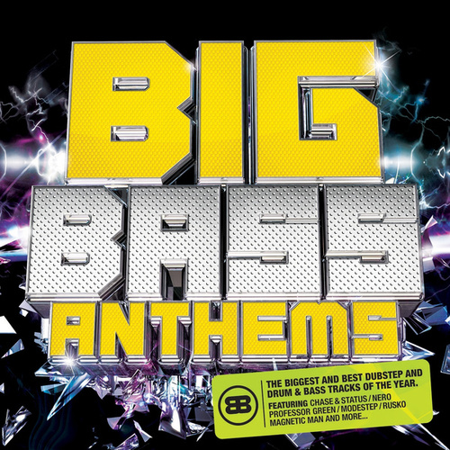 Big Bass Anthems by Various Artists