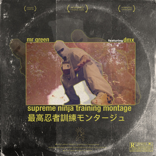 Supreme Ninja Training Montage de Mr. Green