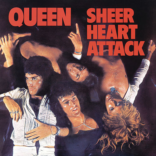 Sheer Heart Attack (Deluxe Edition 2011 Remaster) de Queen