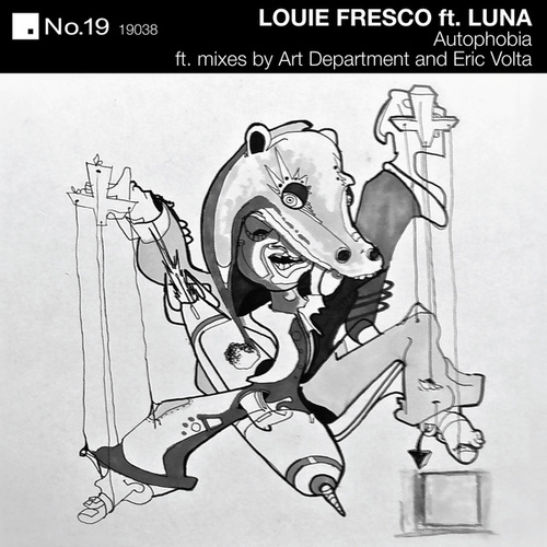 Autophobia von Louie Fresco
